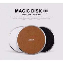 Беспроводная зарядка Nillkin Magic Disk III и приемник Nillkin Magic Tag