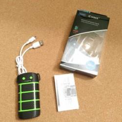Павербанк Cager WP10 5600 mAh — мультифункциональный крепыш
