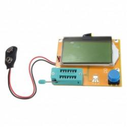 LCR-T4 LCD ESR Meter Transistor Tester. Прибор начинающего радиолюбителя (и не только)