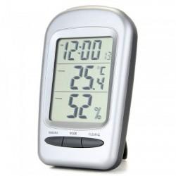 LCD Термометр, гигрометр, часы, будильник