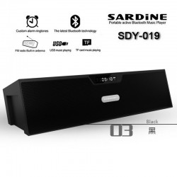 Рыба моей мечты! Колонка Sardine SDY-019