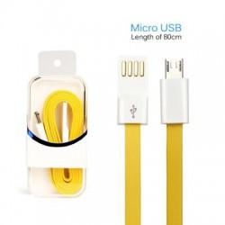 Отличный 80cm кабель USB - microUSB от Pisen
