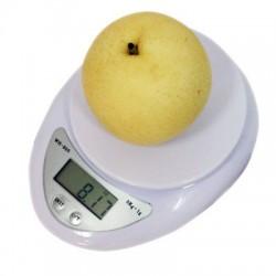 Digital Kitchen Scale WH-B05 или кухонные электронные весы на 5кг с точностью 1г.
