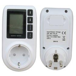Цифровой вольтамперметр. Ваттметр от компании eco-sources.