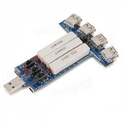 Мультифункциональный модуль нагрузки с портом USB