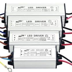 Драйвер 110 - 265 В/20-48 В (600мА) для ремонта LЕD прожектора 20Вт