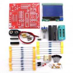 Тестер транзисторов M12864 DIY