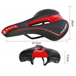 Вело седло YAFEE Sports Bike MTB Saddle