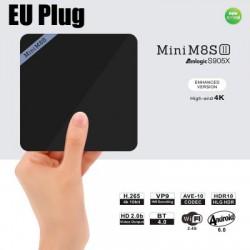 Mini M8S II - дешевый и мощный TV BOX на Android 6