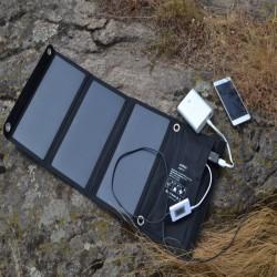 Зарядная солнечная панель Vodool SSP-1 (21W): бесплатная энергия для ваших устройств