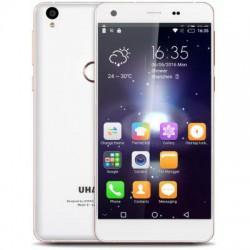 """Стеклянный бюджетник - тонкий 5"""" смартфон Uhans S1"""