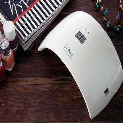 24W UV LED светильник для сушки (полимеризации) лака на ногтях. Хороший подарок для девушки.