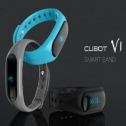 Дешевый конкурент Mi Band 2 - браслет Cubot V1