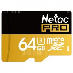 Netac P500 64GB Micro SD Memory