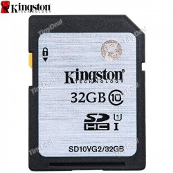 KINGSTON Class10 C10 32GB SD Card SDHC