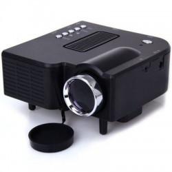 Mini LCD Projector 400 Lumens