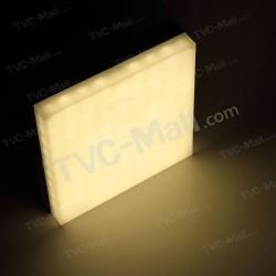Накладной светодиодный светильник 180x180 мм