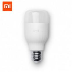 Умная WiFi лампочка - XIAOMI Yeelight с белыми светодиодами