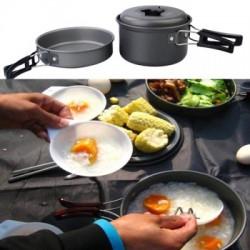 Походный набор посуды на 1-2 человек