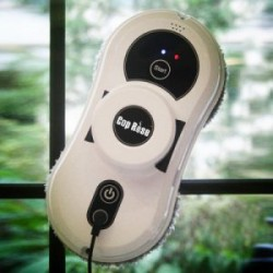 Обзор Cop Rose - робот-пылесос для мойки окон