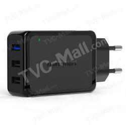 TRONSMART W3PTA 42W 3-Port USB зарядка с поддержкой Quick Charge 3.0