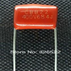 Про CBB конденсаторы 400V 684