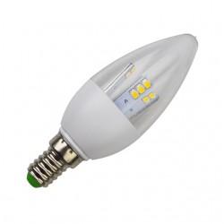 Лампочка 5W E14 smd2835 500 lm Epistar LED
