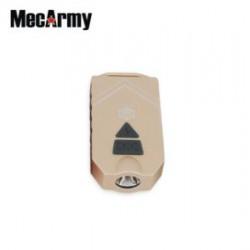 Обзор фонаря MECARMY SGN7 - павербанк и сигнализация в формате наключника