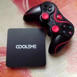 Cooleme MB1 - ТВ-бокс с устойчивым WIFI приёмом, аналог Mini M8S II!