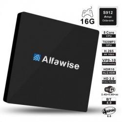 Компактный ТВ бокс Alfawise S92 с поддержкой 4К и H.265 (HEVC)