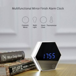 Часы-ночник