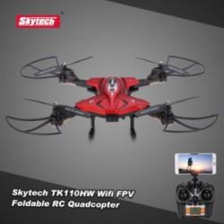 Skytech TK110HW - живучий складной квадрокоптер