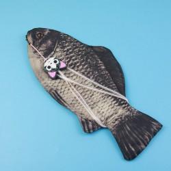 Рыба-пенал или офисное трололо