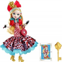 Оригинальная кукла Apple White из Ever After High (выпуск Way too Wonderland)