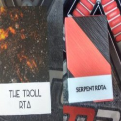 Два атомайзера от WOTOFO - ложка дёгтя Serpent RDTA и бочка мёда The Troll RTA