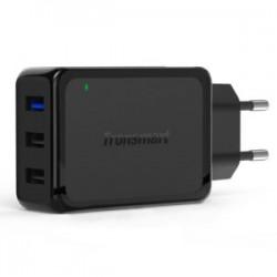 Обзор Tronsmart W3PTA EU - годная зарядка с 3 USB и Qualcomm Quick Charge 3.0