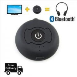 Bluetooth передатчик H366T или как сделать домашнюю акустику беспроводной?