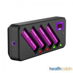 """Efest BLU4 - обзор чисто """"хипстерской"""" зарядки для лития с Bluetooth"""