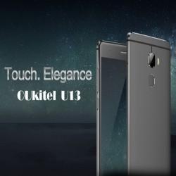 Oukitel U13 - стильный смартфон