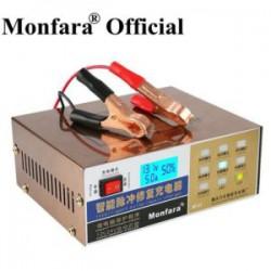 Зарядка для автомобильных аккумуляторов Monfara mf-2c - просто, дешево и работает