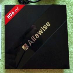Alfawise H96 PRO + на Android 7 с памятью 3/32GB на 912-м процессоре!
