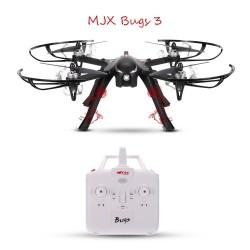 Бюджетный квадрокоптер MJX B3 Bugs 3 с бесколлекторными двигателями