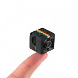 Quelima SQ11 миниатюрная камера