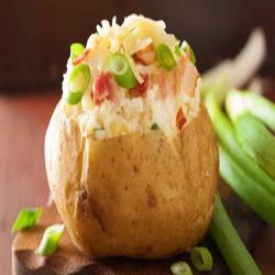 Мешочек, вари! Готовим картошку в микроволновке!