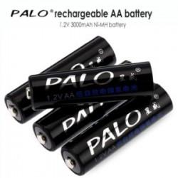 """Мини обзор аккумуляторов Palo Ni-MH 3000 mAh и много """"я же говорил""""(с)"""
