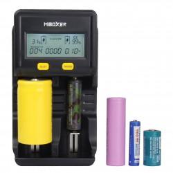 Обзор умного зарядного/разрядного устройства Miboxer C2-4000
