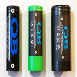 Queen Battery - китайские Li-ion аккумуляторы с честной емкостью