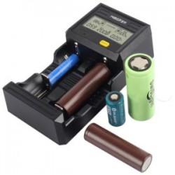 Универсальная зарядка-powerbank Miboxer C2 6000 на 2 слота и до 3A слот одновременно