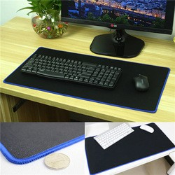 Крупноформатный коврик для мыши и клавиатуры или ноутбука