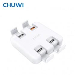 Chuwi Hi-Dock W100 - зарядное устройство на 4 порта с поддержкой Quick Charge 3.0